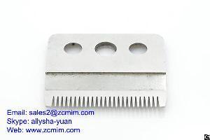 Complex Mim Metal Parts Mim Carbide Tool