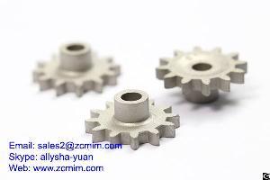 Titanium Sintered Worm Gear