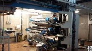 C I 6-color Flexographic Printer -2nd Hand