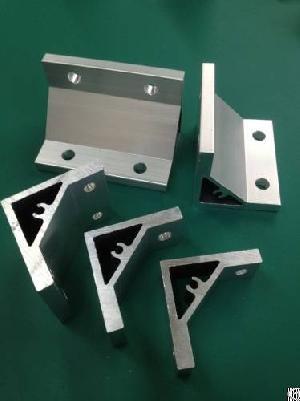 Industrial Aluminum Extruded Profile