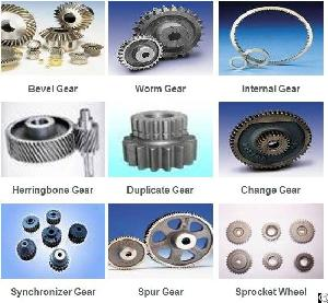 Oem Forged Steel Gear