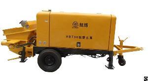 Hbt Series Concrete Pump