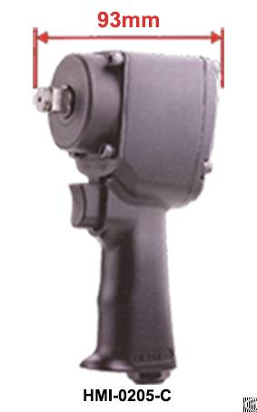 Half Inch Dr Extremely Short Impact Wrench