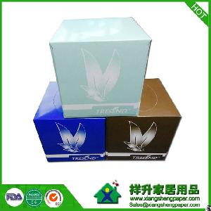 Box Facial Tissues