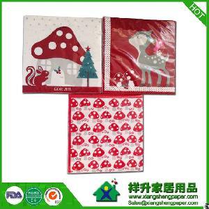 paper napkins party serviettes