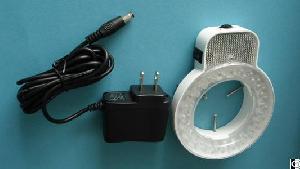 Ring Led Light Yk-s48t Brightness Adjustable Led Ring Light For Stereo Microscopes