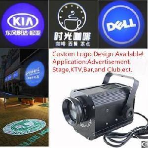 Led 30w Logo Projector Rotating Lights, Custom Logo Available