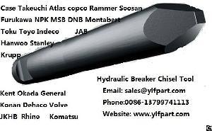 Sell Dnb Hydraulic Breaker Hammer Chisels