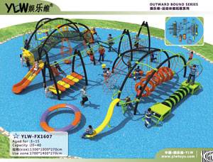 Amusement School Playground, Children Play Structure, Kids Big Toys