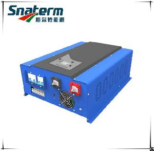 Dc48v To Ac220v 230v 240v 12000w 10kw 8kw Pure Sine Wave Power Inverter With Ac Charger