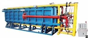 Automatic And Semi-automatic Eps Block Molding Machine From China