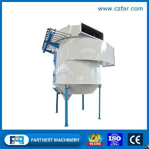 Collector Type Filter For Pig Farm Dust Cleaning