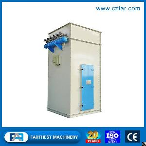 Feed Plant Used Industrial Bag Filter To Collect Dust