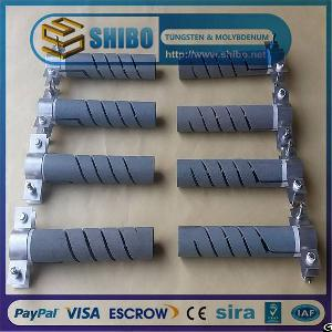 Super Double Spiral Type Silicon Carbide Sic Heating Element In High Temperature Furnace