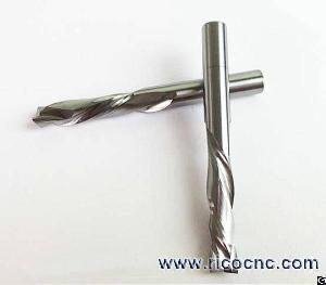 Cnc Carbide Compression Double Spiral Router Bits For Mdf Laminate