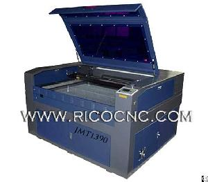 Cnc Laser 1390 Co2 Laser Engraving Cutting Machine For Acrylic Cut And Engrave Jmt1390