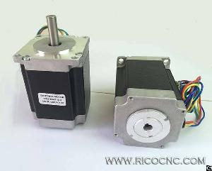 Cnc Router Dc Step Motor 2 Phase Hybrid Stepping Motor For Diy Cnc Router Plasma