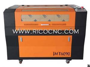 Low Cost Co2 Laser Cnc Engraver 6090 Machine Kit For Sale Jmt6090