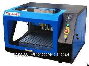 Luxury Mini 3d Cnc Router Kit For Hobby Use Ra3040