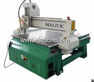 Small Shop Woodworking Cnc Router For Wood Signs Carving Ma1212c