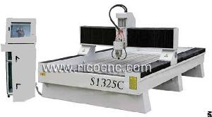 Stone Cnc Router Machine For Natural Stone Cutting Carving S1325c