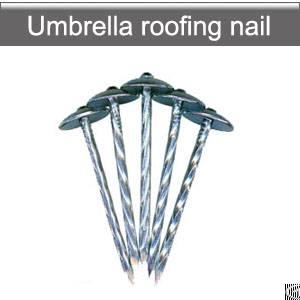 Umbrella Roofing Nails Oemfastener Traderscity