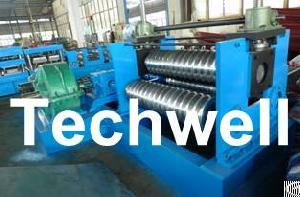 Corrugated Sheet Curving Machine