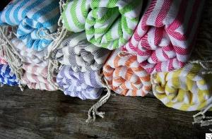 Luxury Turkish Hammam Towels