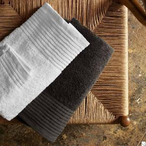 Terry Cloth Bathroom Towels