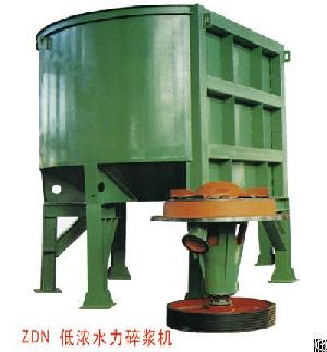 Iso Certificated O-type Hydrapulper For Paper And Pulp Processing Line