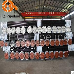 Seamless Steel Pipes / Tubes