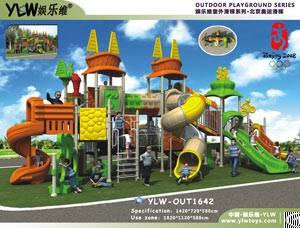 Kids School Playground Slide Parks, Children Amusement Equipment