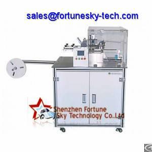 Full Automatic Pv Ribbon Cutting Bending Machine L Shape