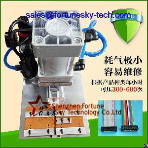 Idc Connector Crimping Machine