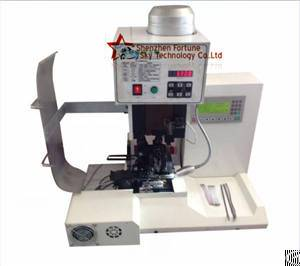 Semi-automatic Ribbon Cable Terminal Crimping Machine