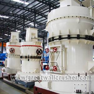 Wide Usage And Working Parameters Of Ygm130 High Pressure Mill For Sale