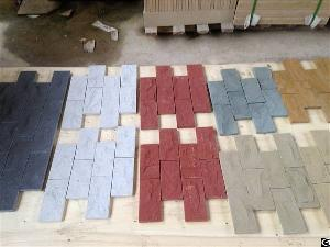 Colorful Sandstone Natural Panel