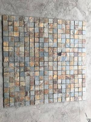 Rusty Slate Mosaic