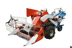 Driving-type Small Rice Harvester For Sale