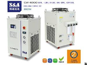 Air / Water Chiller For Cooling Ipg Laser With 2 Years Warranty