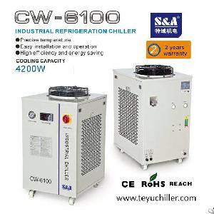 Chiller Cw-6100 For Woodworking And Laser Machines