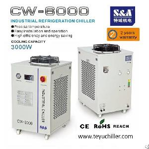 Chiller With Temperature Control For Diode-pumped Laser