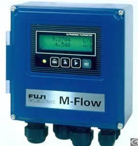 Fuji Ultrasonic Flowmeter