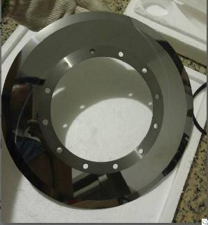 Carbide Slitting Blades With Excellent Endurance