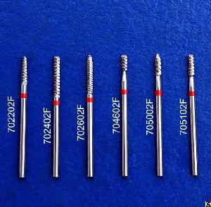 Solid Carbide Dental Burs