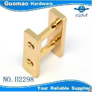 Golden High Quality Handbag Holder And Luggage Protector