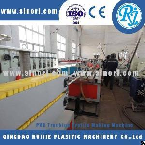 Pvc Electric Cable Production Line