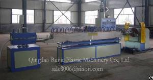 Pvc Steel Wire Reinforced Hose Making Machine