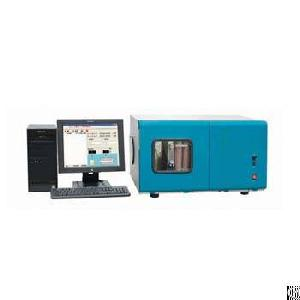 Uv Fluorescence Sulfur Analyzer For Oil And Coal