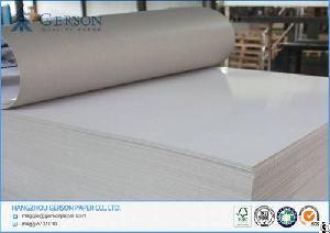 Recycled Duplex Board, Grey Back